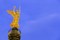 Victory Column- Berlin, Germany Stock Image