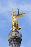 The Victory Column berlin germany Stock Photos
