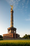 The Victory Column, Berlin, Germany Stock Image