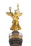 Victory column, Berlin Germany Royalty Free Stock Photography