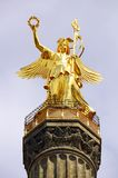 Victory Column, Berlin, Germany Stock Image