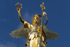 Victory Column in Berlin (Siegessaeule) Royalty Free Stock Photo