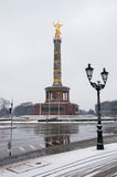 Victory Column Stock Images