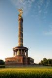 Victory Column, Berlín, Alemania Imagen de archivo