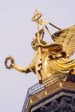 Victory Column de Berlín, Alemania Foto de archivo