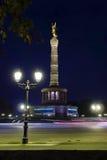 Victory Column em Berlim, Alemanha Imagens de Stock