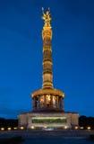 Victory Column en Berlín Imágenes de archivo libres de regalías
