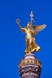 Victory Column (Siegessaule) in Berlijn Stock Afbeelding