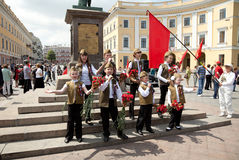 Victory day Stock Image