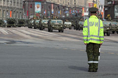 Victory Day 2011 Stock Photography