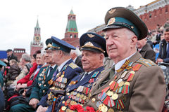 Victory Day 2011 Royalty Free Stock Photo