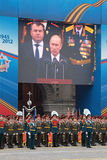 Victory Day 2012 Stock Photography