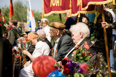 Victory day Stock Images