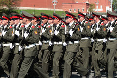 Victory Day(25) Royalty Free Stock Photo