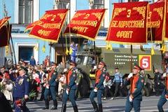 Victory Day 2013 Imágenes de archivo libres de regalías