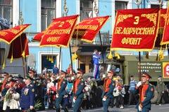 Victory Day 2013 Fotos de archivo libres de regalías