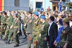 Victory Day 2013 Fotos de archivo