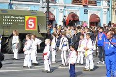 Victory Day 2013 Imagenes de archivo
