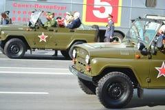 Victory Day 2013 Foto de archivo libre de regalías