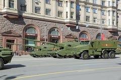 Victory Day 2015 Arkivbilder