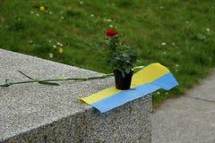 Victory Day in Berlijn Royalty-vrije Stock Afbeeldingen