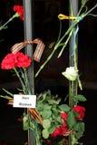 Victory Day in Berlin Lizenzfreies Stockfoto