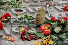 Victory Day in Berlin Stockbilder