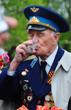 Victory day, Latvia Stock Images