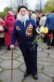 Victory day, Latvia Stock Photography