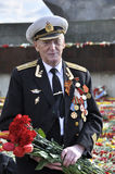 Victory day, Latvia Royalty Free Stock Photography