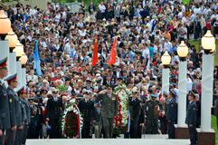 Victory Day on May 9 Stock Photography