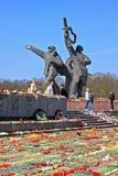 Victory Day 9 May celebration  in Riga, Latvia