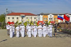 The Victory Day Stock Images
