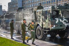 Free Victory Day Minsk Stock Photos - 194034753