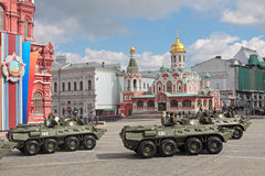 Victory Day 2011 Stock Photo