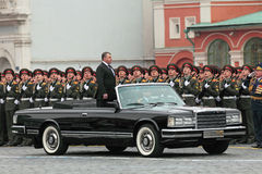 Victory Day 2012 Stock Images