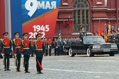 Victory Day 2012 Stock Photos