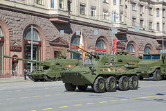 Victory Day 2015 Stock Image