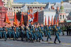 Victory day Royalty Free Stock Photo
