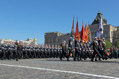 Victory day Royalty Free Stock Photos
