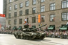 Victory Day Parade Stock Photos