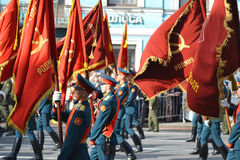 Victory Day 2013 Stock Photos