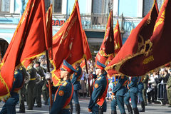 Victory Day 2013 Stock Photography