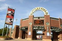 Victory Field, Indianapolis Photos libres de droits