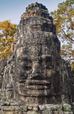 The Victory gate, Angkor Thom, Cambodia Royalty Free Stock Image