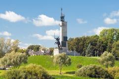 Victory Monument Foto de archivo