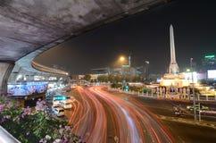 Victory Monument, Bangkok stockfoto