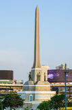 Victory monument' Bangkok Royalty Free Stock Images