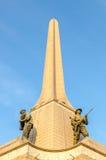 Victory Monument, Bangkok, Tailandia Fotografía de archivo libre de regalías