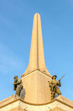 Victory Monument, Bangkok, Thailand Royalty Free Stock Photography